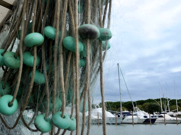 Bibione Boote Lagune - Laguna