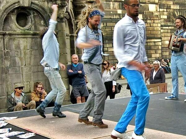 Edinburgh Fringe Royal Mile