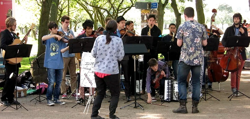 Edinburgh Fringe Musik