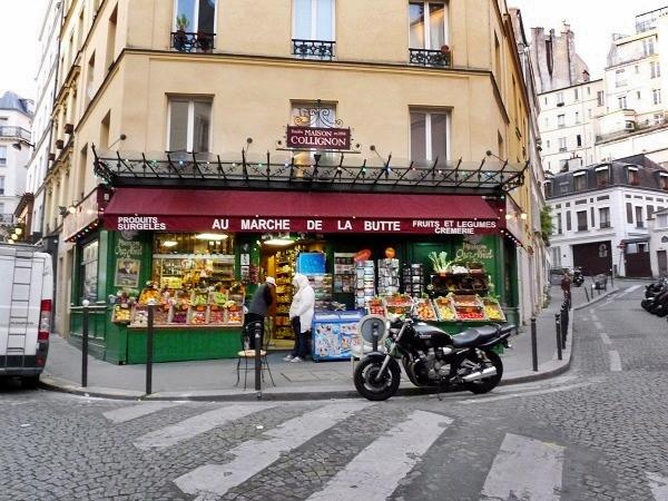Gemüseladen Montmartre Amelie Film Paris