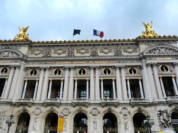 Palais Garnier Oper Paris