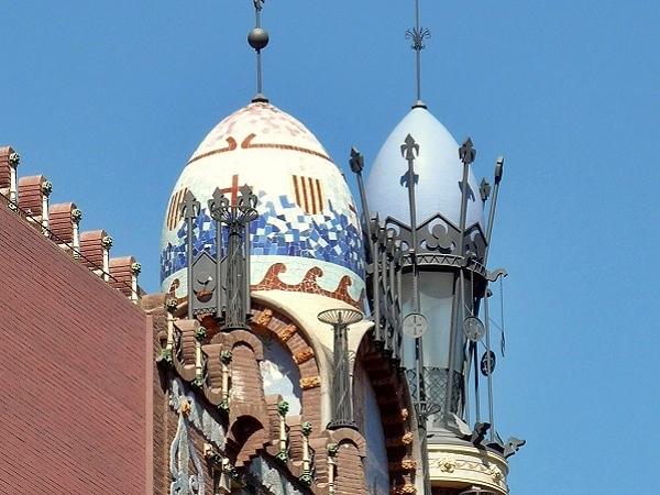 Palau de la Musica Dach Barcelona