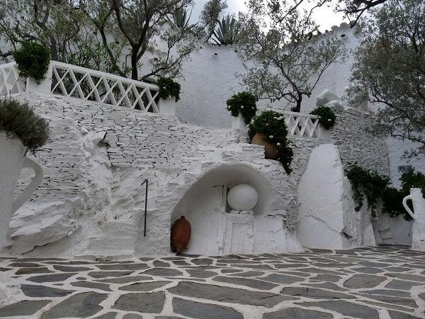 Portlligat Dali Haus Garten