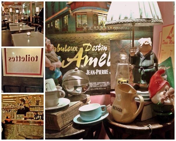 cafe des deux moulins - paris montmartre restaurant