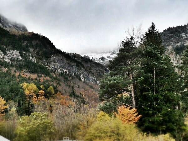 Landschaft Berge Huesca