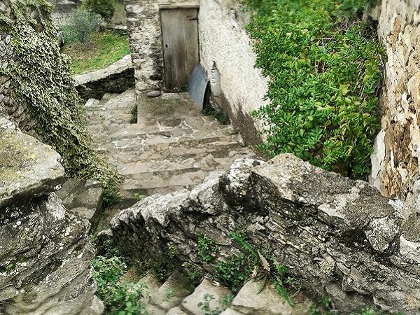 Dorf in Huesca Abizanda