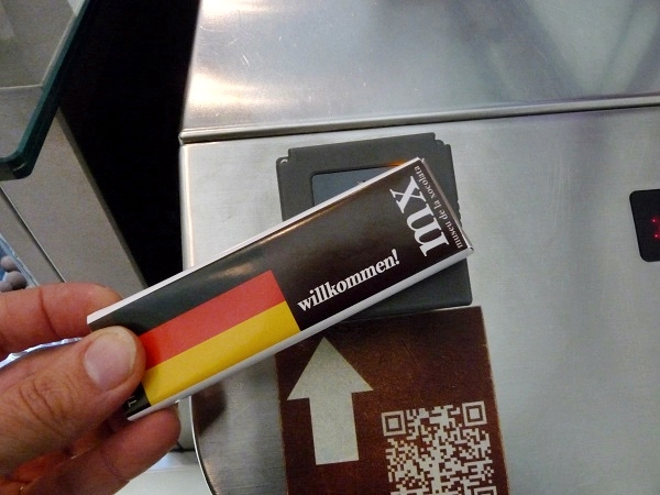 Eintrittskarte Schokoladenmuseum Barcelona