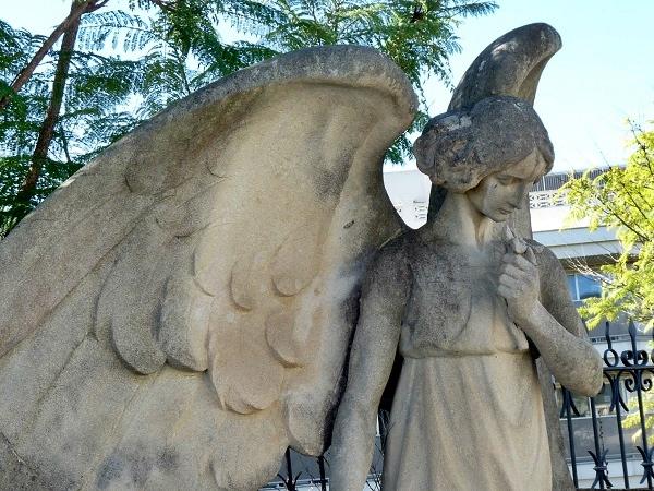 Engel - Sehenswertes Costa Brava - Lloret Cementeri