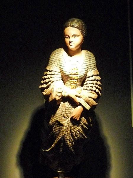 Galeonsfigur Museu del Mar Lloret
