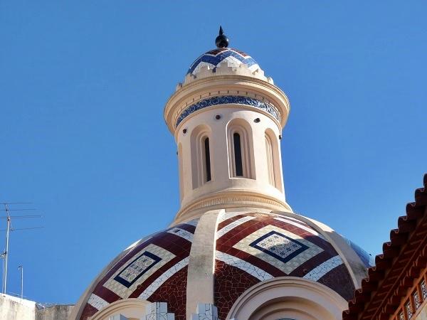 Kirche San Roma Lloret de Mar