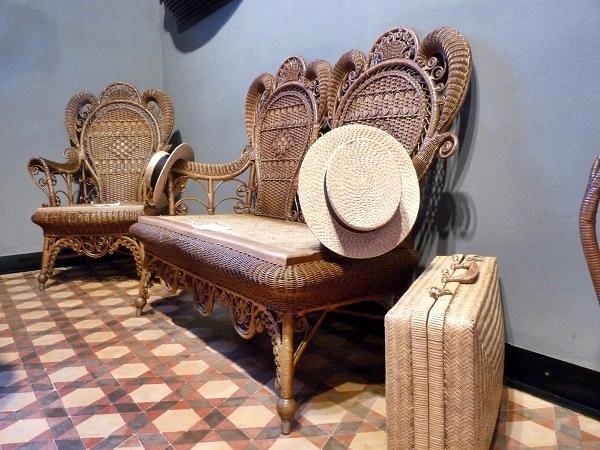 Museu del Mar Moebel aus der Karibik
