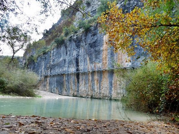 Pasarelas del Vero - Alquezar Huesca