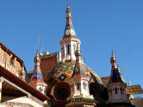 Sehenswertes Costa Brava- Kirche Lloret de Mar