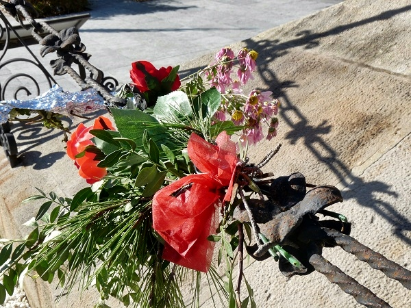 Sehenswertes Costa Brava - Lloret Cementeri Blumen