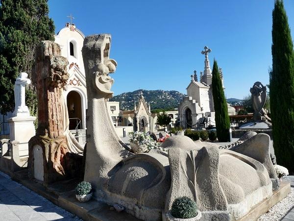 der Friedhof Lloret