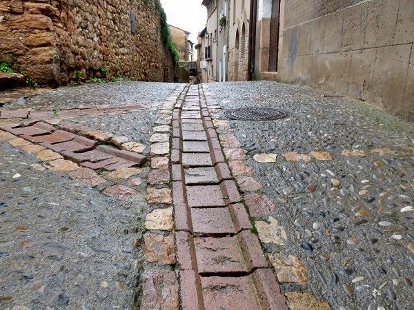 Wege Alquezar Huesca
