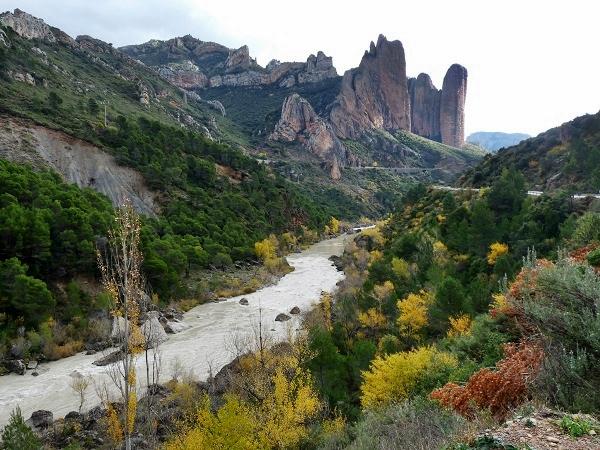 los mallos riglos Huesca