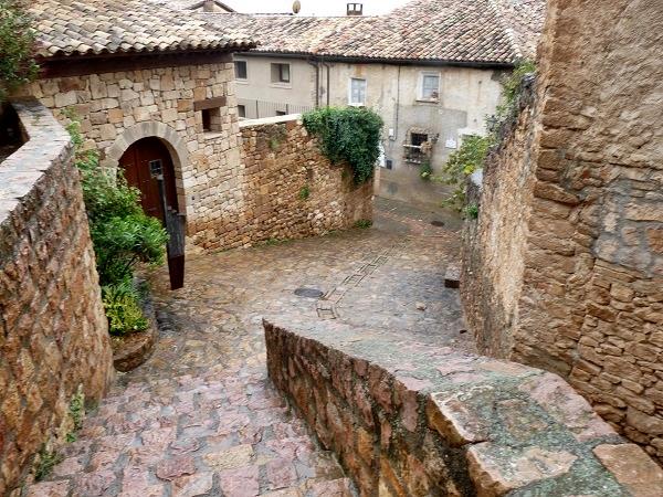 mittelalterlich Alquezar Huesca
