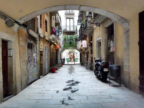 Born Katalanisch Sprache Barcelona