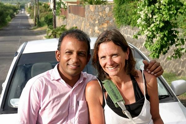 Mauritius Taxi Sam