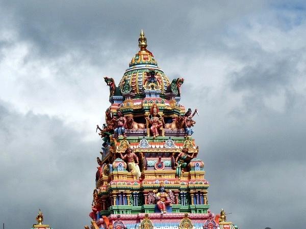 Mauritius Tempel