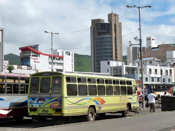 Mauritius bus
