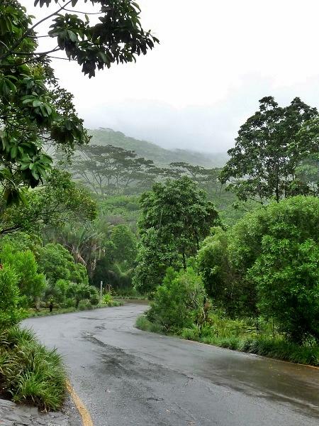 Mauritius im Süden