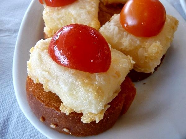 Saganaki Griechischer Käse