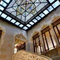 Treppenhaus Cannabis und Hanfmuseum Barcelona