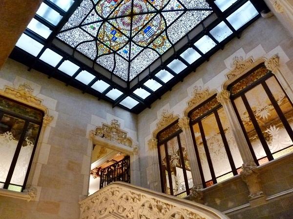 Treppenhaus Barcelona Tipps