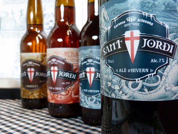 Winterbier Cerveseria Sant Jordi