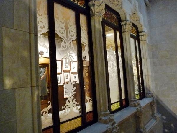 restaurierter Palau Mornau Barcelona
