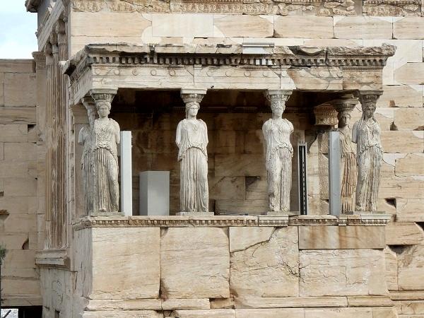 Akropolis Erechteion
