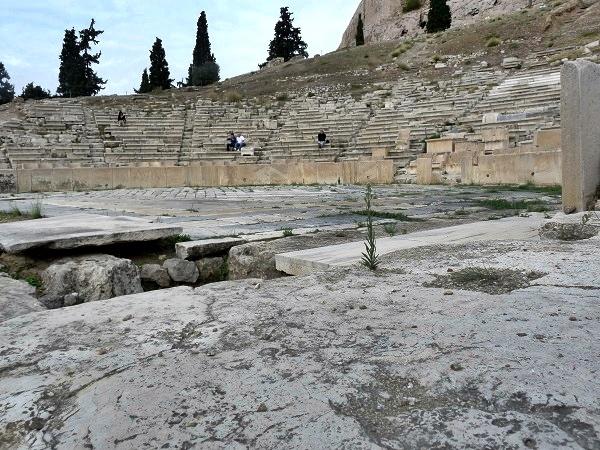 Dionysostheater Akropolis Athen