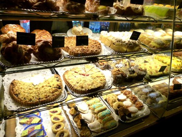 Kuchenauswahl Sturekatten