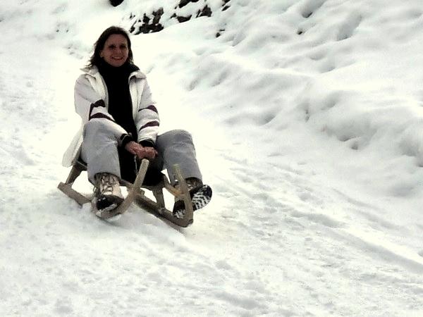 Schnee Winter kalt