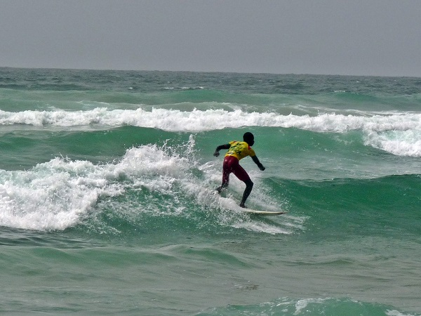 Surfer Senegal