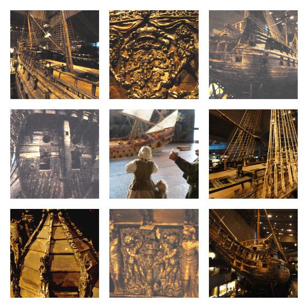 Untergang der Vasa Museum