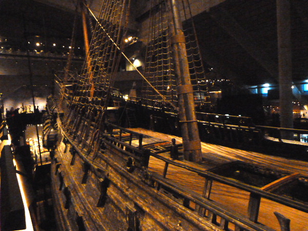 Vasa Deck