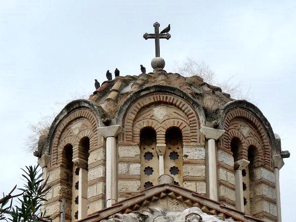 apostel kirche agora