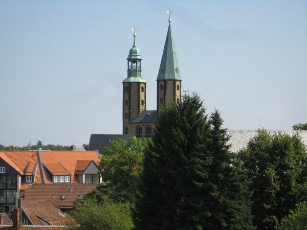 Goslar und die Kaiserpfalz
