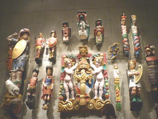 farbige skulpturen VASA