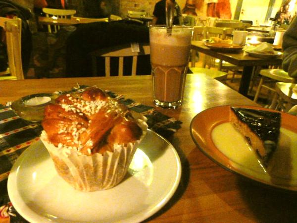 fika cafe Art Gamla Stan Stockholm