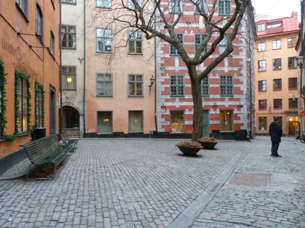 gamla Stan Stockholm platz