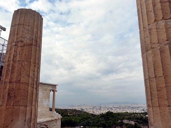 propyläen Akropolis