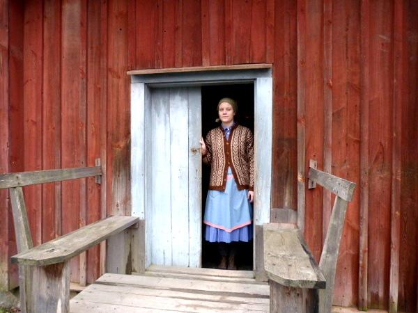 skansen landarbeiterhaus Museum