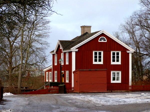 skansen schwedisches haus