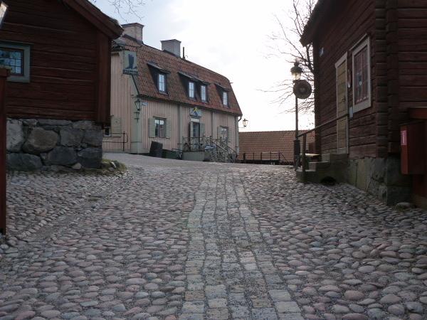 strasse Skansen