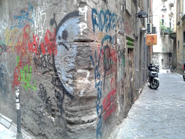 Altstadt Napoli Historisches Zentrum Neapel
