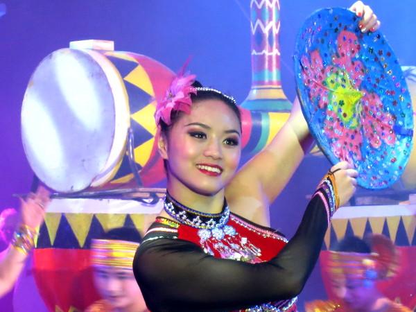 China Akrobatik circus